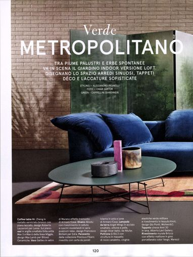 Press Review | LEMA | Living - Italia | Mr. Zheng by Roberto Lazzeroni