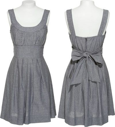 Chambray dress with self-beltClassy Clothing, Trixxi Chambray, Closets, Dresses 15, Beautiful Dresses, Clothing Galore, Accessories Sho, Everyday Clothing, Chambray Dresses