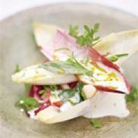 recepten vandaag salade zoete salade peer appel
