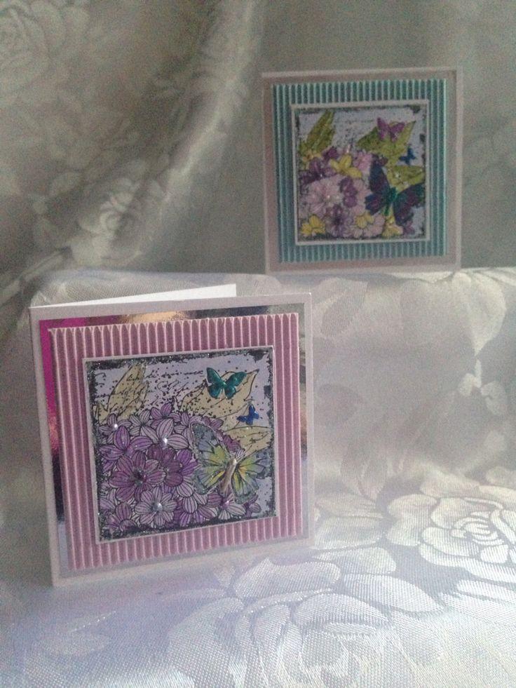 Mini cards III
