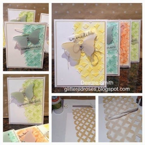 Paper Crafter Anonymous: BUTTERFLY WISHES