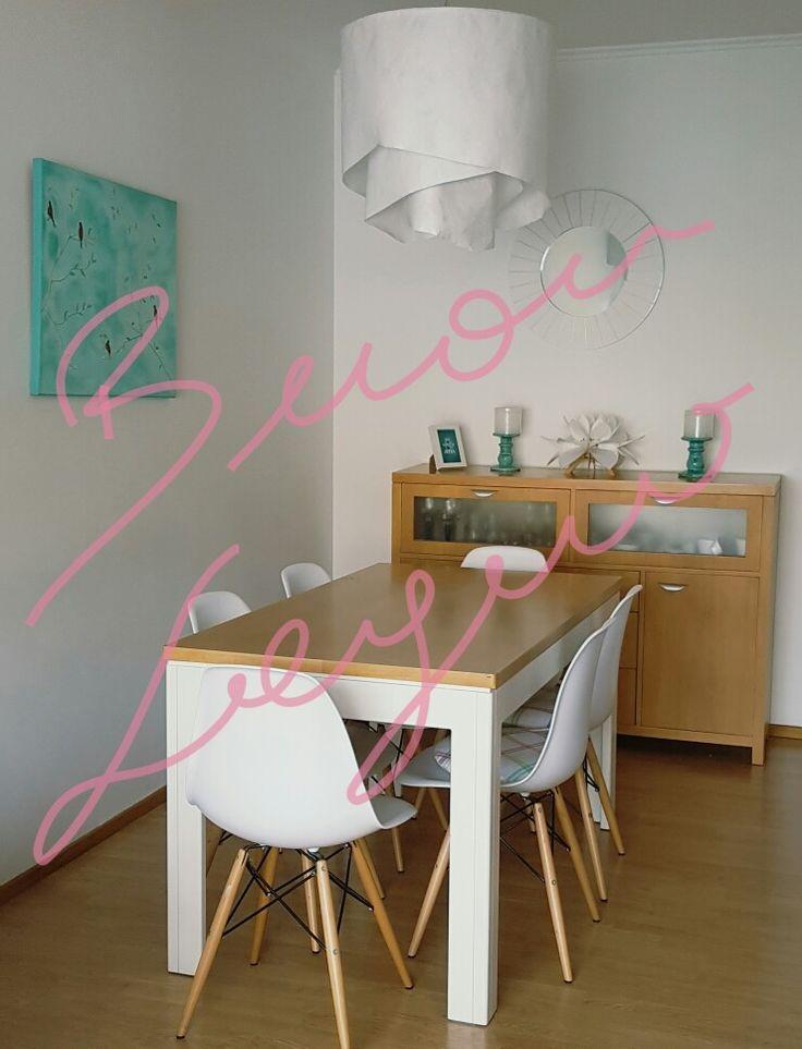 living estilo nrdico clido y acogedor combinacin en blanco y madera seguinos en