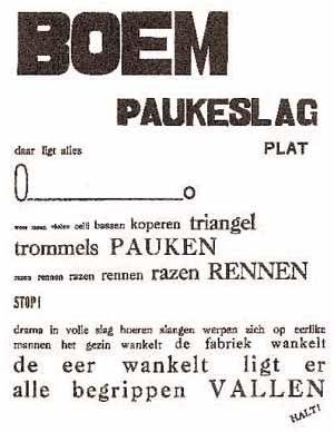 Homo Ludens: Paul van Ostaijen