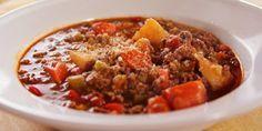 Hamburger Soup Recipes | Food Network Canada