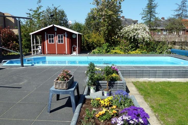 25 beste idee n over achtertuin zwembaden op pinterest for Zwembad achtertuin