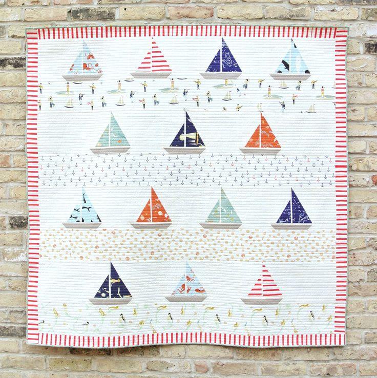 Ahoy Sailor Quilt