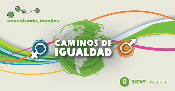 Desde Equilibrium Global adherimos a la campaña www.conectandomundos.org de la organización Oxfam Intermon.