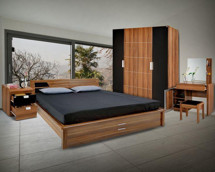 Zuari Bedroom Set