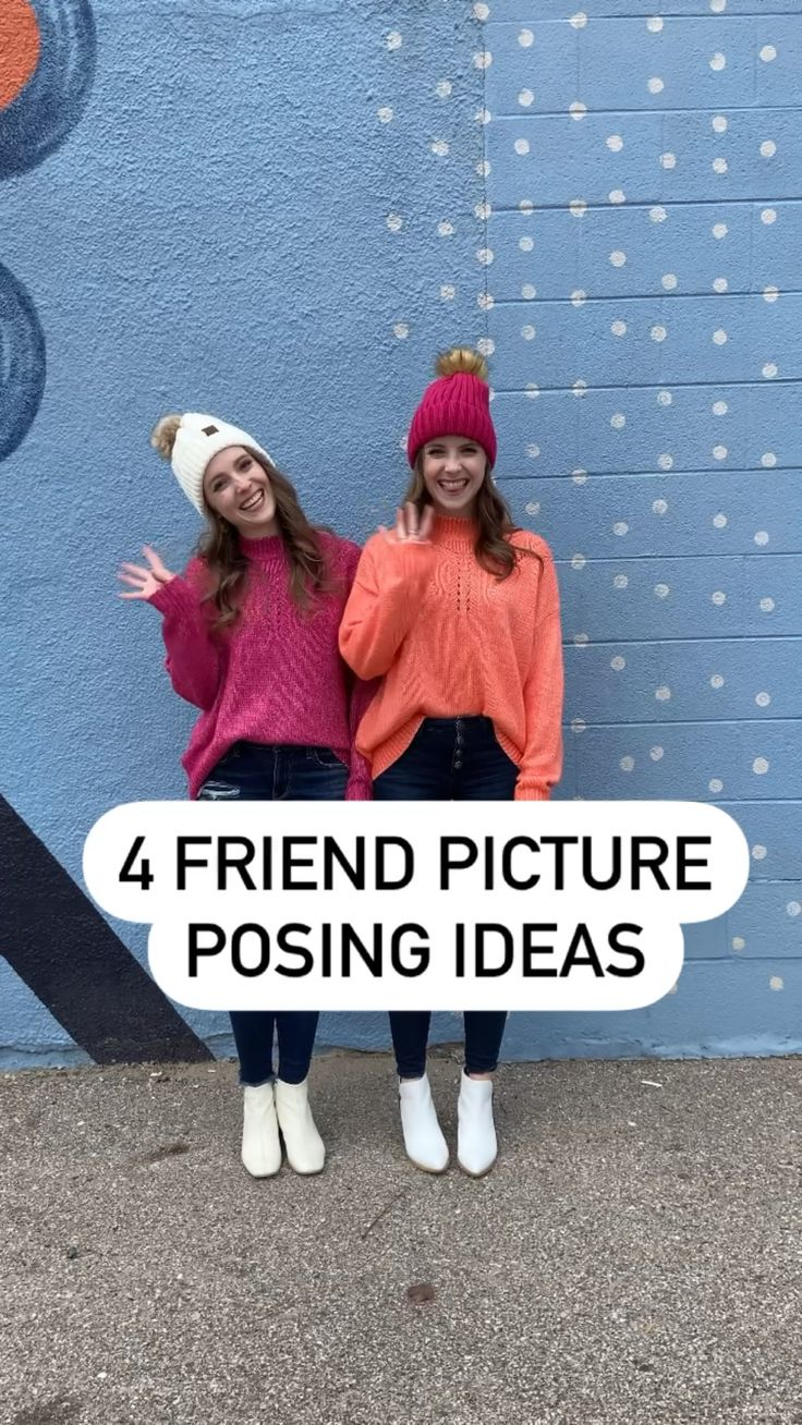 Cute Poses For Pictures, Cute Friend Pictures, Best Friend Pictures, Picture Poses, Cute Photos, Picture Ideas, Photo Ideas, Crazy Things To Do With Friends, Love My Best Friend