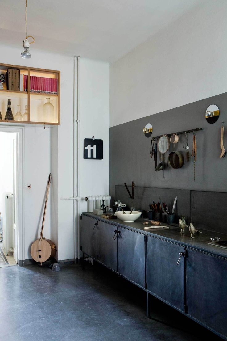 Pietro Russo's Home in Milan | Yellowtrace
