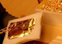 lamina-de-pan-de-oro - Foto © Eckhard Pecher en Wikipedia