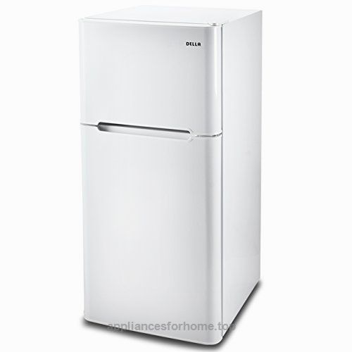 Della 4.5 cu. ft. Mini Compact Refrigerator Freezer Home Shelf Cooler w/ Drawer, White, 2 Door  Check It Out Now     $224.97     The Della 4.5 cu. ft. Compact Top Mount Refrigerator is great for small spaces. The adjustable shelf in the refrig ..  http://www.appliancesforhome.top/2017/03/18/della-4-5-cu-ft-mini-compact-refrigerator-freezer-home-shelf-cooler-w-drawer-white-2-door/