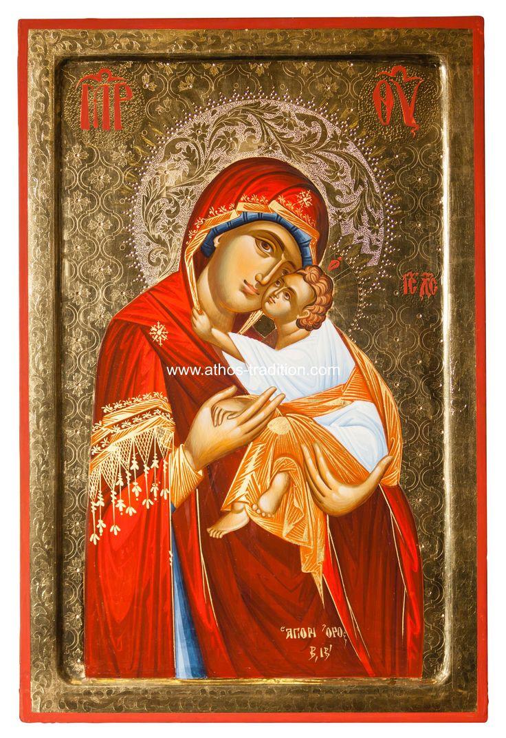 Παναγία Γλυκοφιλούσα / Theotokos Glykophilusa.
