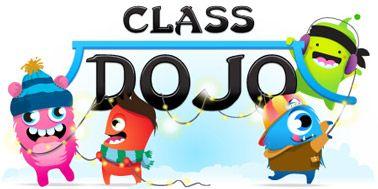 ClassDojo - soort digitaal beloningssysteem + ouders kunnen het 'gedragsrapport' van hun kind bekijken met een simpele uitnodiging van de leerkracht  --> pagina voor leerkracht, ouders en leerlingen!