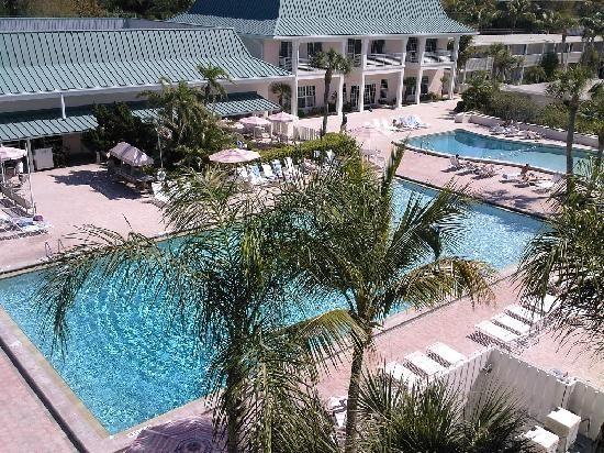 Check: Sandcastle Resort, Lido Beach, Sarasota, FL