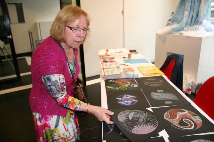 De Internationale Dreamconference werd in 2011 gehouden in het ROC Jan dew Bouvrie. De mandala ochtenden vond vroeg in de ochtend plaats en de dromen waren nog sterk aanwezig!