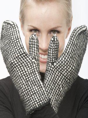 Koukutut lapaset Novita 7 Veljestä | Novita knits