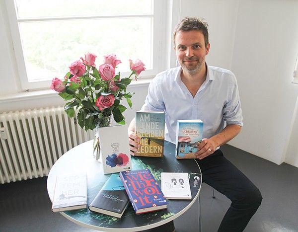 Wie werde ich BuchautorIn? Andreas Paschedag, Programmleiter im Berlin Verlag, erklärt's. Und gibt Lesetipps für diesen Sommer. | Ohhh… Mhhh…