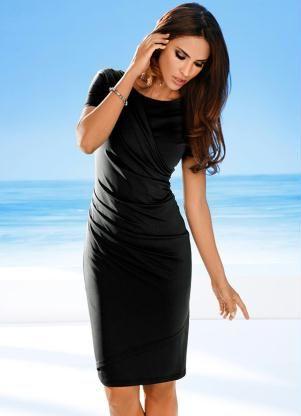 6ef6214e2 Vestido Preto - bonprix | Roupas | Dresses, Fashion e Black