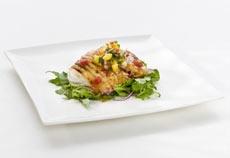 Grilled Fish with Mango Salsa - Mum Zone
