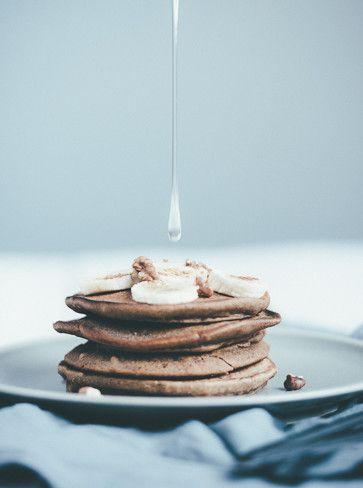 gluten free pancakes by anastasia gurova    GREEN LIFESTYLE BLOG