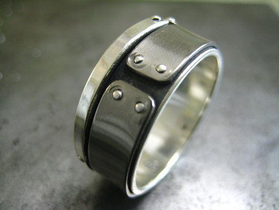 Titan Ring Designs Spinner