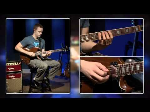 Navigating The Fretboard With Pentatonics #1 (Nate Savage)