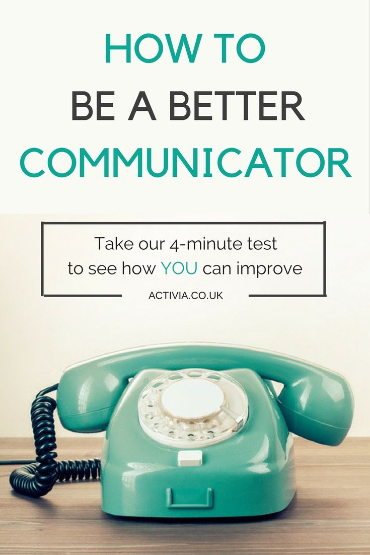 What kind of communicator are you? Reveal your communication style and get your own personalised report on how you can improve, in just 4 minutes!