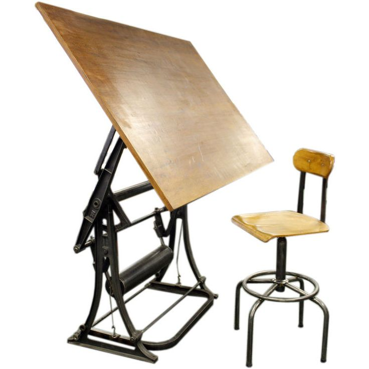 French Architectu0027s Drafting Table