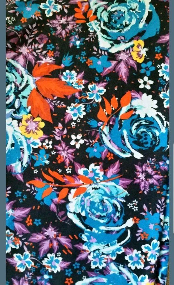 a204f522a1e06b Lularoe Leggings Unicorn Winter Disney Blue Roses TC NWT #fashion #clothing  #shoes #accessories #womensclothing #leggings (ebay link)
