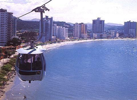 Balneario Camboriu, cable car