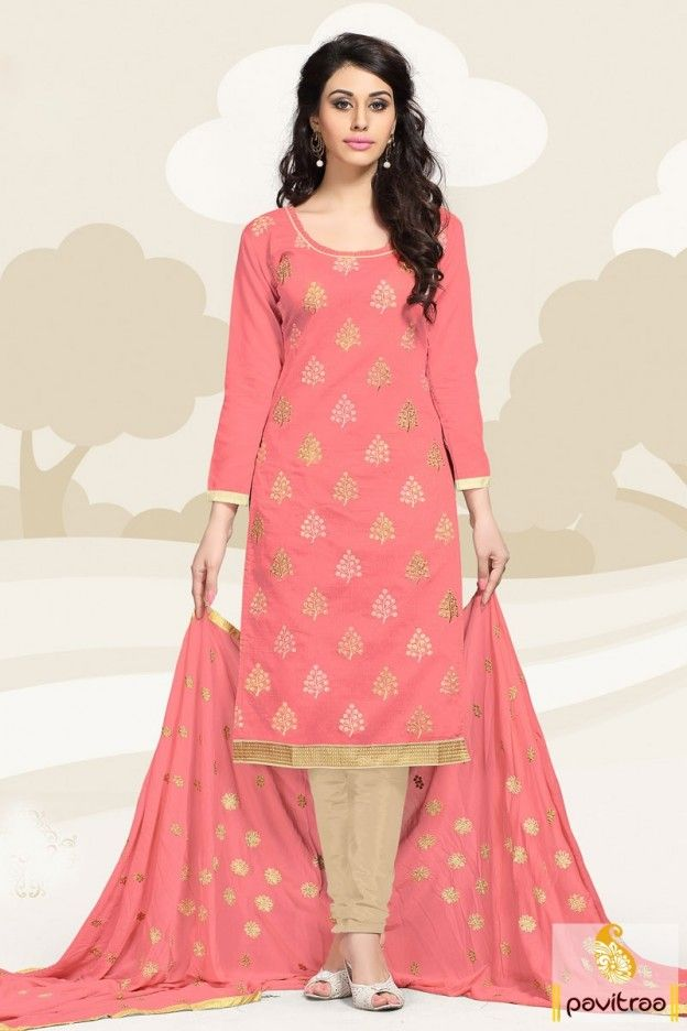 373 best images about Cotton Casual Dress | Printed Salwar Suit ...