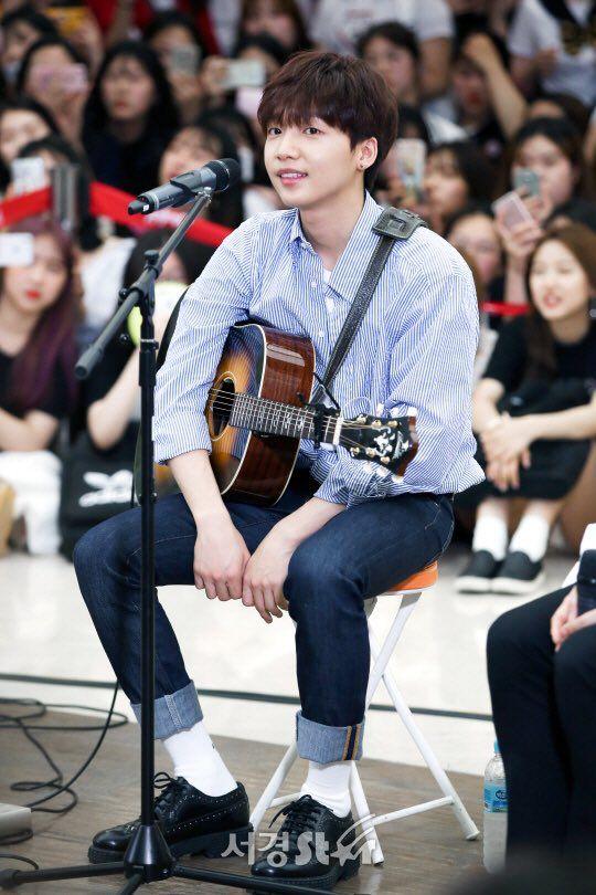 정세운 (Jung Sewoon)