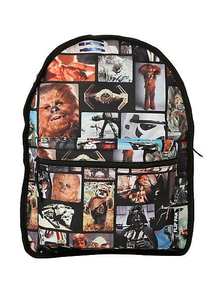 Reversible Star Wars Backpack Puts Boba Fett In Stealth Mode