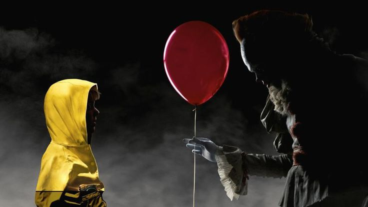 It (2017) - In a small town in Maine seven children known as The Losers Club come face to face with life problems bullies and a monster that takes the shape of a clown called Pennywise.