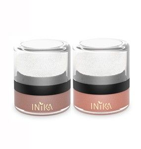 Inika Mineral Blush Puff Pot | My Pure £21