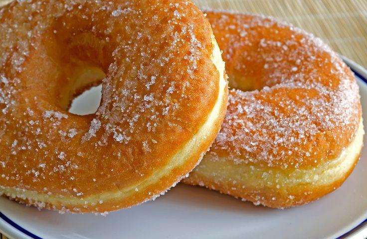 La vraie recette des donuts ! comme ceux de Homer Simpson