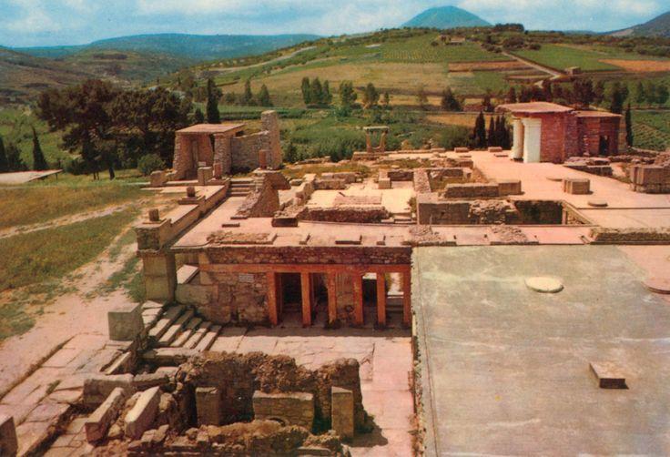 Minoan Palace of Knossos | Knossos Palace Complex.