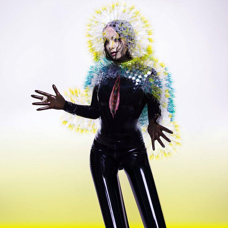 Björk (ビョーク) がVulnicuraからNotgetのミュージックビデオを公開