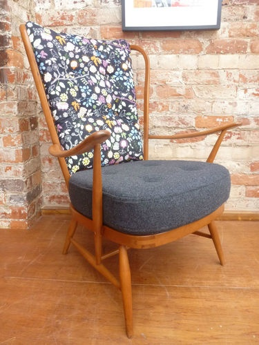 50s 60s Ercol Windsor Armchair 100  wool  model no 478  Retro VintageBest 25  Ercol chair ideas on Pinterest   Ercol sofa  Ercol bed  . Ercol Easy Chairs For Sale. Home Design Ideas