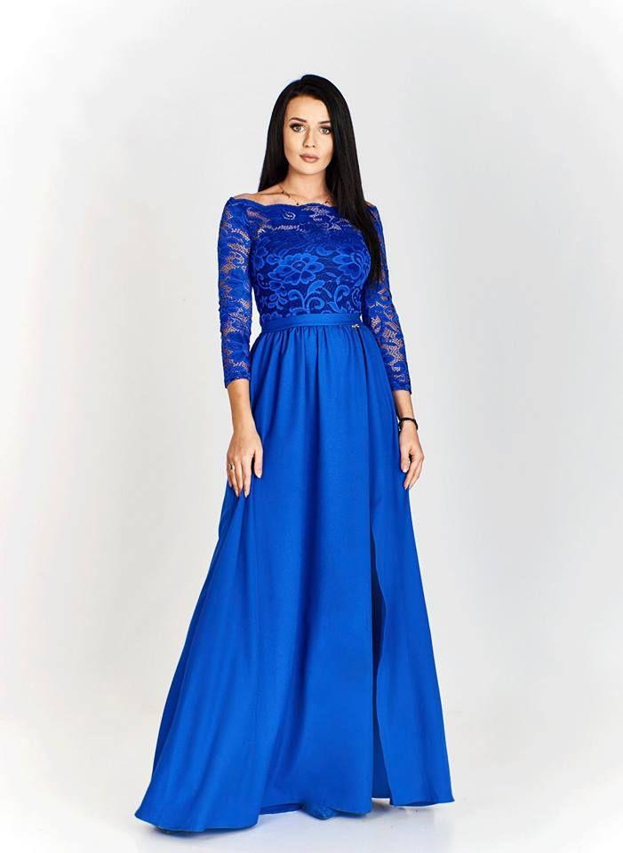 4706c0b10491 Dlhé šaty Monica sú nádherné šaty