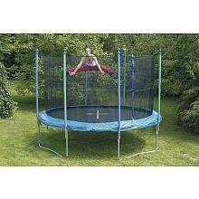 Hudora - Trampolin 305 cm mit Netz