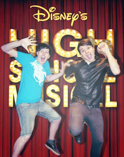 High school musical 5 : troy and Chad die and Dan and Phil take over