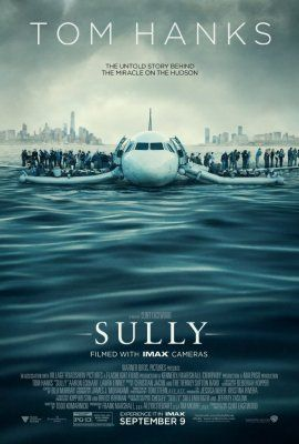 SULLY (DVD Release Date: 12/20/16) Starring: Tom Hanks, Aaron Eckhart, Valerie Mahaffey -- On Thursday, January 15th, 2009, the world witnessed the 'Miracle on the Hudson' when Captain Chesley Sullenberger glided his disabled plane onto the Hudson River, saving the lives of all 155 aboard. However, even as Sully was being heralded by the public & the media for his unprecedented feat of aviation skill, an investigation was unfolding that threatened to destroy his reputation & career.