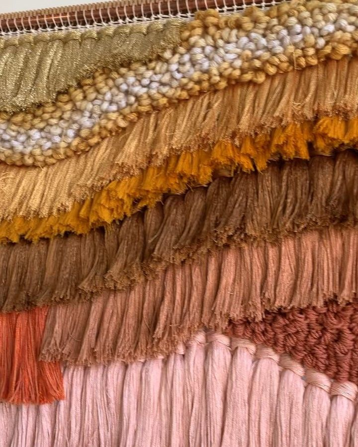 790 Likes 40 Comments Maryanne Moodie Maryannemoodie On Instagram Colour And Texture Heaven On The Lo Textile Texture Tumblr Wall Decor Indian Wall Art