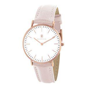 Béžové dámské hodinky Black Oak Minimal