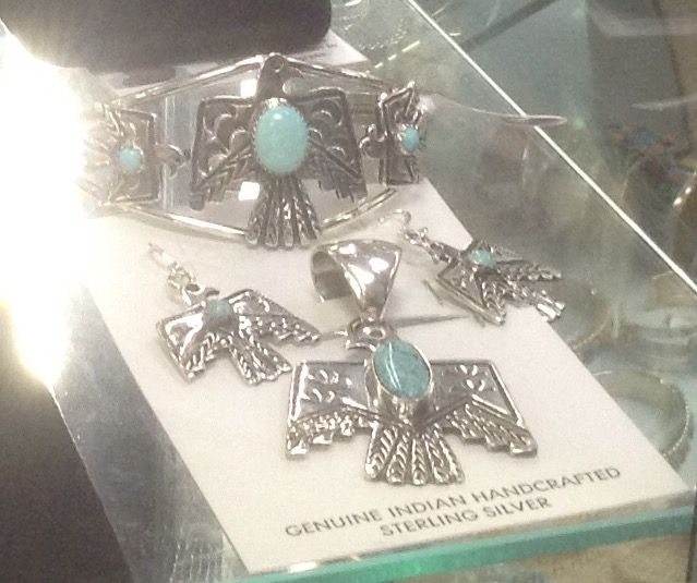 77 best jewelry images on pinterest for Thunderbird jewelry albuquerque new mexico