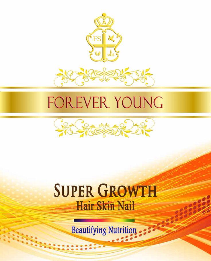 Super Growth  Hair Skin Nail