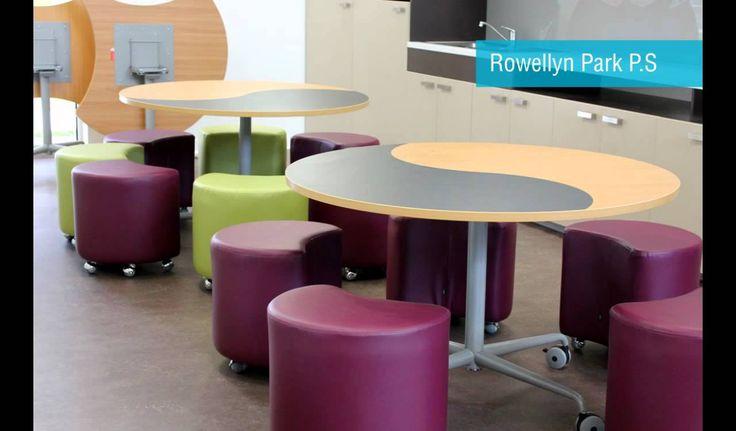 modern classroom furniture - Google Search