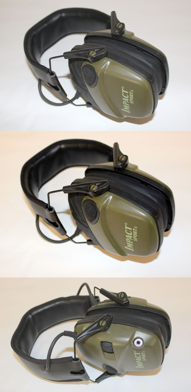 Hearing Protection 73942: Noise Blocking Gun Earmuffs Impact Sport Electronic Mp3 Headphones Protection -> BUY IT NOW ONLY: $47.97 on eBay!